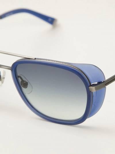Matsuda солнцезащитные очки в квадратной оправе M3023 - 4