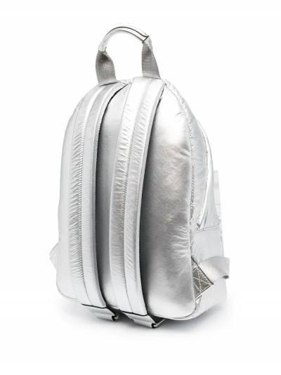 Karl Lagerfeld K/Ikonik metallic backpack 210W3008290 - 3