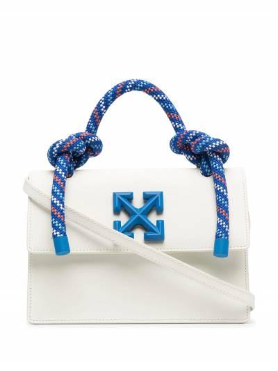 Off-White сумка 1.4 Gummy Jitney OWNA092R21LEA0060300 - 1