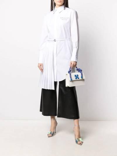 Off-White сумка 1.4 Gummy Jitney OWNA092R21LEA0060300 - 2