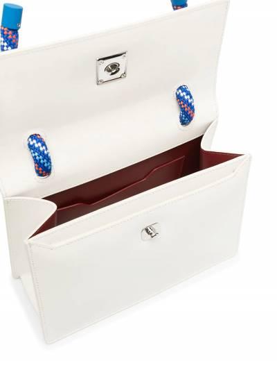 Off-White сумка 1.4 Gummy Jitney OWNA092R21LEA0060300 - 5
