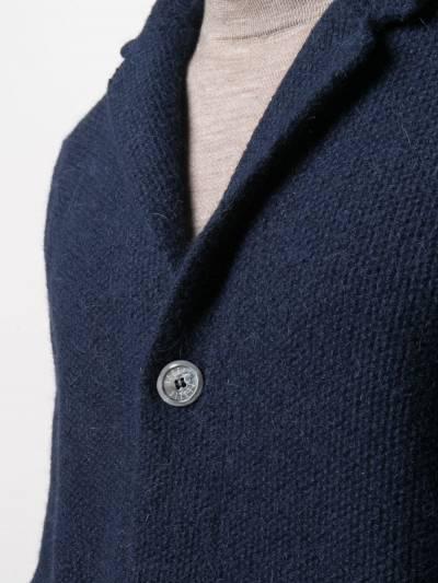 Fedeli V-neck knitted cardigan 3UI080360 - 5