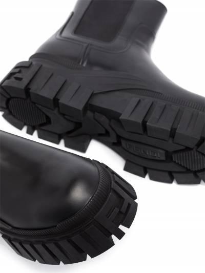 Fendi Black Force chunky chelsea boots 7U1394AD7Q - 2