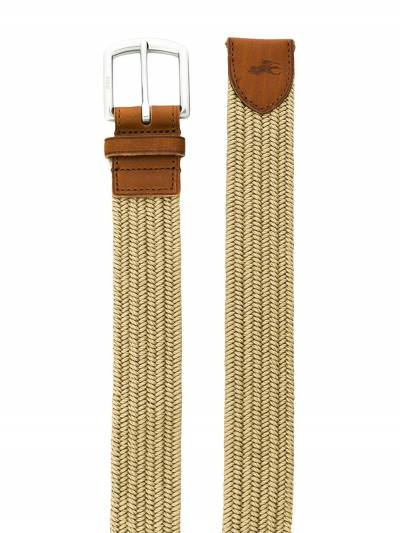 Polo Ralph Lauren ремень плетеного дизайна 405666041004 - 2