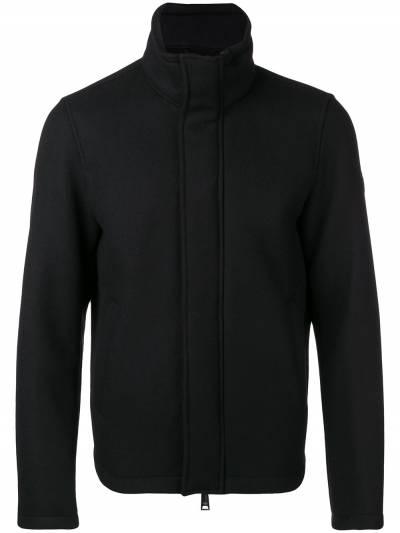 Emporio Armani классическая куртка на молнии 6Z1B641NUKZ - 1