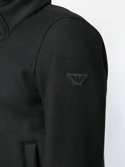 Emporio Armani классическая куртка на молнии 6Z1B641NUKZ - 5