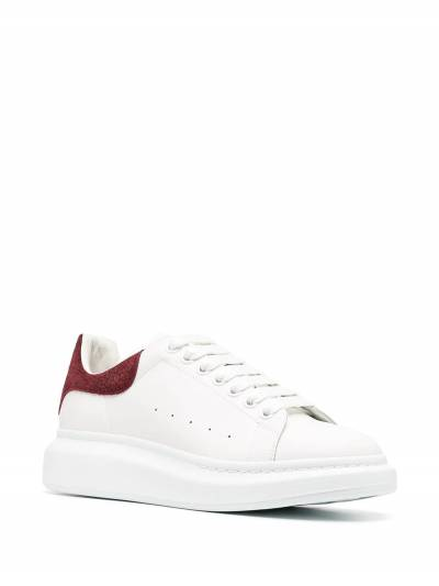 Alexander McQueen Oversized low-top sneakers 625162WHZ4K9088 - 2