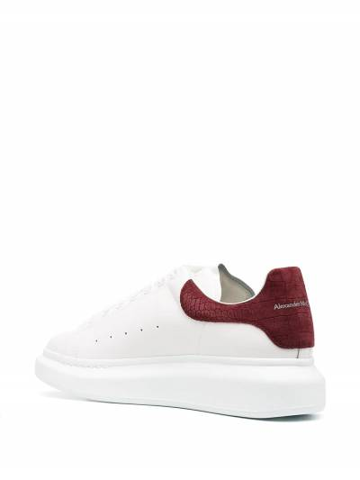 Alexander McQueen Oversized low-top sneakers 625162WHZ4K9088 - 3