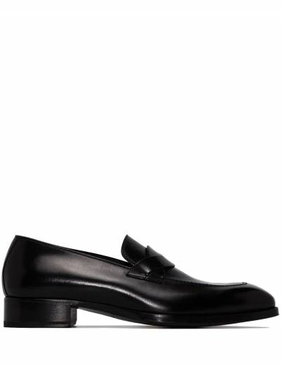 Tom Ford Elkan leather loafers J1183TANU - 1