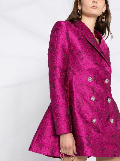 Rotate платье-блейзер Newton RT068 - 3