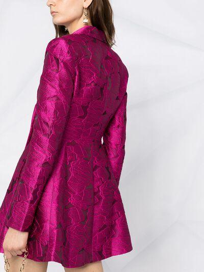 Rotate платье-блейзер Newton RT068 - 5