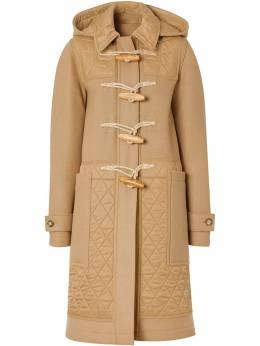 Burberry quilted duffle coat 8032636