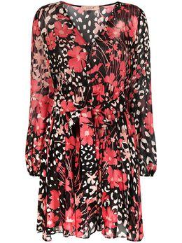 Twin-Set платье с цветочным принтом 202TP2522