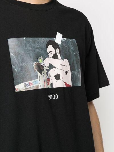 Throwback Fedex graphic print T-shirt TBTFEDEX - 5