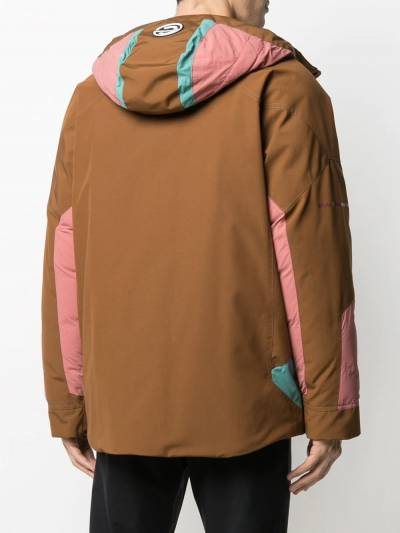 Colmar contrast panel hooded jacket CJ108 - 4
