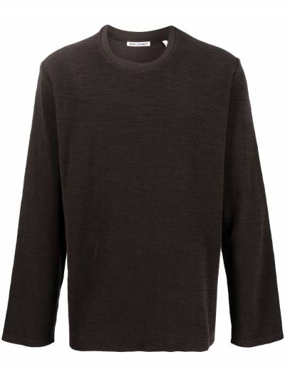 Our Legacy round neck jumper M4206BBR - 1