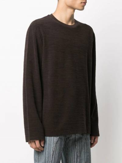 Our Legacy round neck jumper M4206BBR - 3