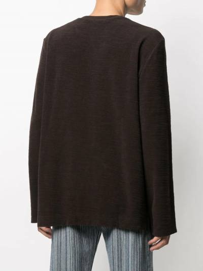 Our Legacy round neck jumper M4206BBR - 4