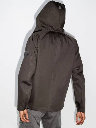 Stone Island Ghost hooded jacket 7315441F1 - 3
