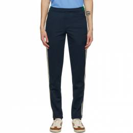 Wales Bonner Navy adidas Originals Edition Lovers Track Pants GL5188