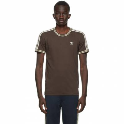 Wales Bonner Brown adidas Originals Edition Graphic T-Shirt GQ9383 - 1
