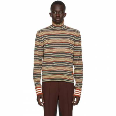 Wales Bonner Multicolor adidas Originals Edition Striped Turtleneck GL6404 - 1