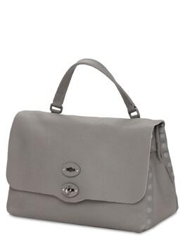 Postina Pura Medium Leather Bag Zanellato 73IXNV001-U0FTU081