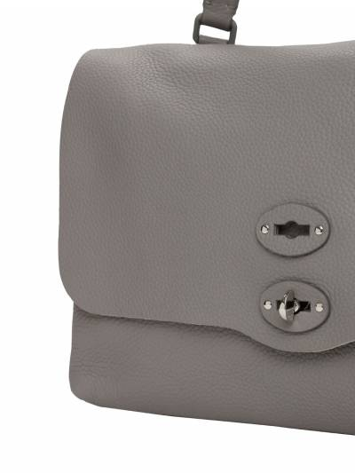 Postina Pura Medium Leather Bag Zanellato 73IXNV001-U0FTU081 - 2