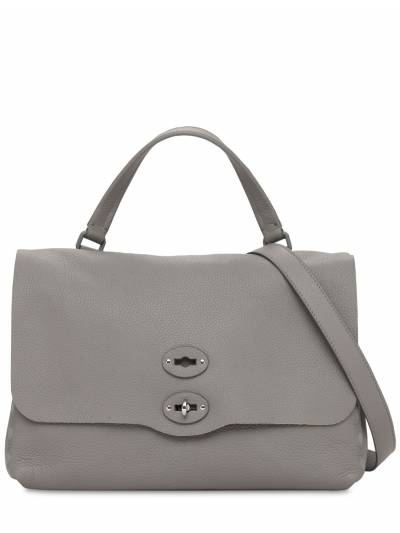 Postina Pura Medium Leather Bag Zanellato 73IXNV001-U0FTU081 - 3