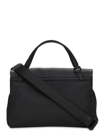 Postina Pura Small Leather Bag Zanellato 73IXNV003-RVROQQ2 - 3