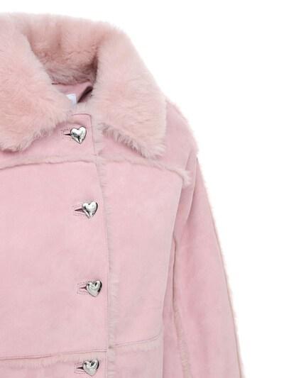 Куртка Из Овчины Saks Potts 73IRTF013-QkFCWSBQSU5L0 - 4