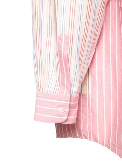 Рубашка Из Хлопкового Поплин В Полоску Etro 73ID4M066-MDcwMA2 - 3