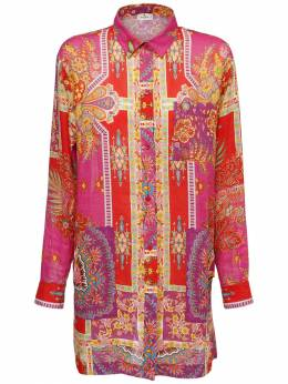 Платье С Карманами Etro 73ID4M031-MDY1MA2