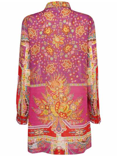 Платье С Карманами Etro 73ID4M031-MDY1MA2 - 3