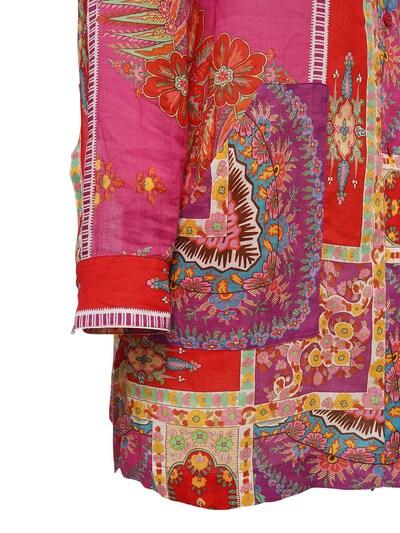 Платье С Карманами Etro 73ID4M031-MDY1MA2 - 4