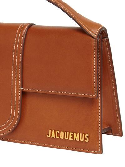 Кожаная Сумка Le Grand Bambino Jacquemus 73I5CK031-QlJPV041 - 4