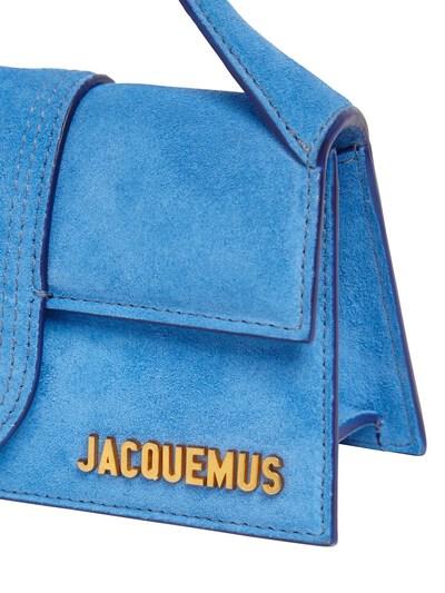 Сумка Из Замши Le Bambino Jacquemus 73I5CK028-QkxVRQ2 - 4