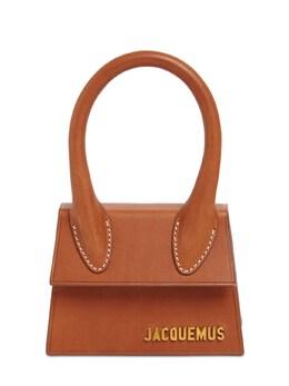 "Кожаная Сумка ""le Chiquito"" Jacquemus 73I5CK008-QlJPV041"