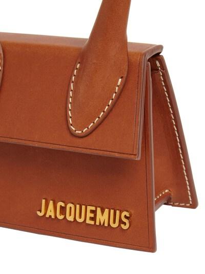 "Кожаная Сумка ""le Chiquito"" Jacquemus 73I5CK008-QlJPV041 - 3"