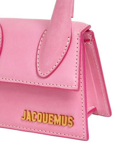 "Кожаная Сумка ""le Chiquito"" Jacquemus 73I5CK006-UElOSw2 - 2"