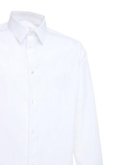 Рубашка Jasper Из Хлопка Поплин The Row 72IBF8004-V0hU0 - 4