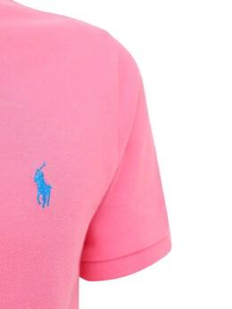 Хлопковое Поло Polo Ralph Lauren 72I7Q4003-MjQ10