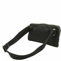 Louis Vuitton Balck Geant Canvas Acrobate Belt Bag 357766