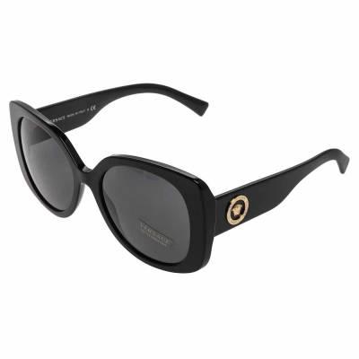 Versace Medusa Black Medusa Icon Squared Sunglasses 358291 - 2