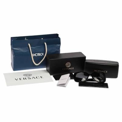 Versace Medusa Black Medusa Icon Squared Sunglasses 358291 - 6