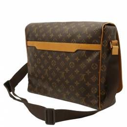 Louis Vuitton Monogram Canvas Abbesses Messenger Bag 357474