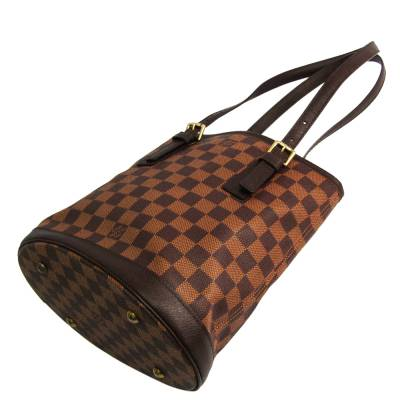 Louis Vuitton Damier Ebene Canvas Marais Bag 357268 - 1