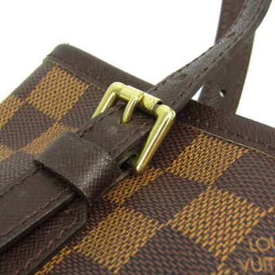 Louis Vuitton Damier Ebene Canvas Marais Bag 357268 - 9