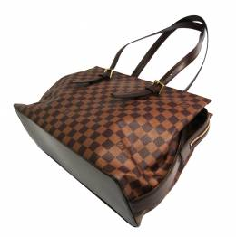 Louis Vuitton Damier Ebene Canvas Chelsea Bag 357232