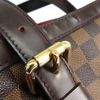 Louis Vuitton Damier Ebene Canvas Hampstead MM Bag 357234 - 6
